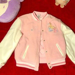 Disney princess letterman jacket